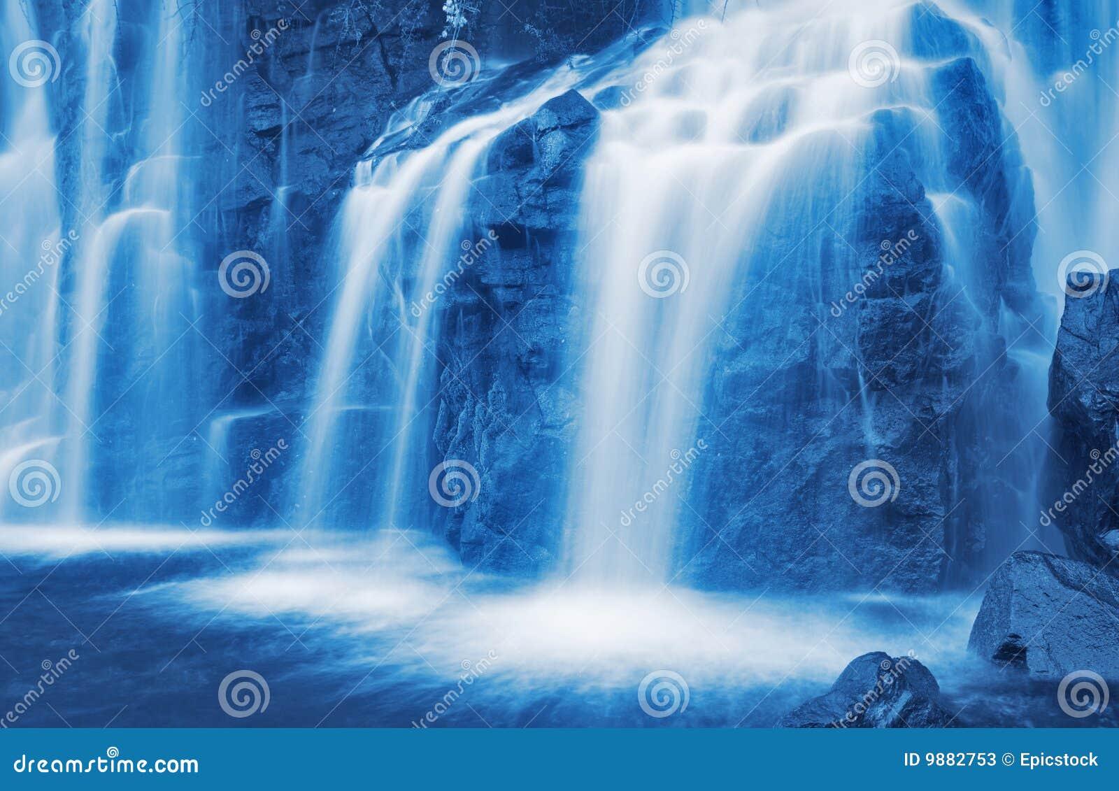 Draperende Waterval