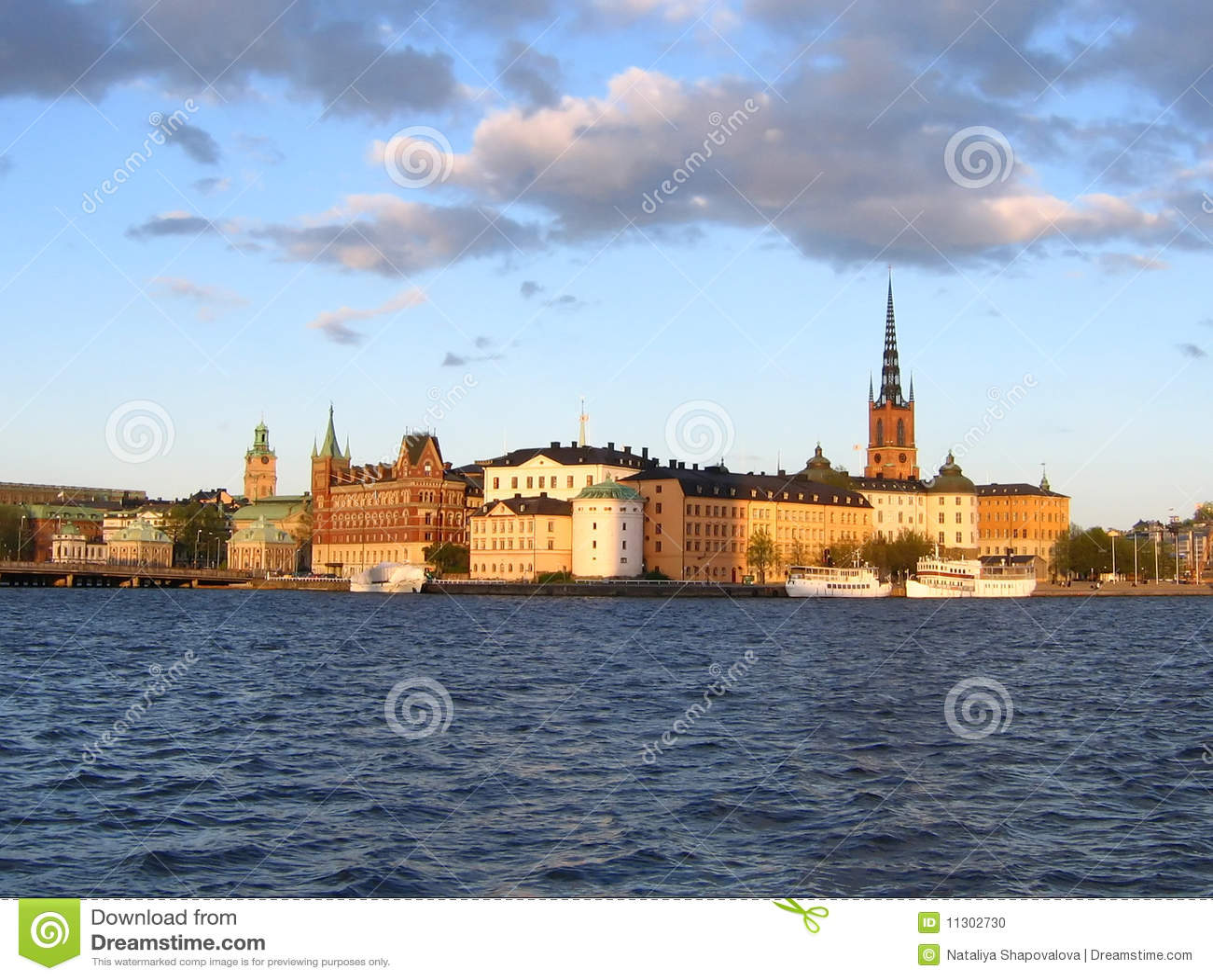 Drastisches Gamlastan in Stockholm