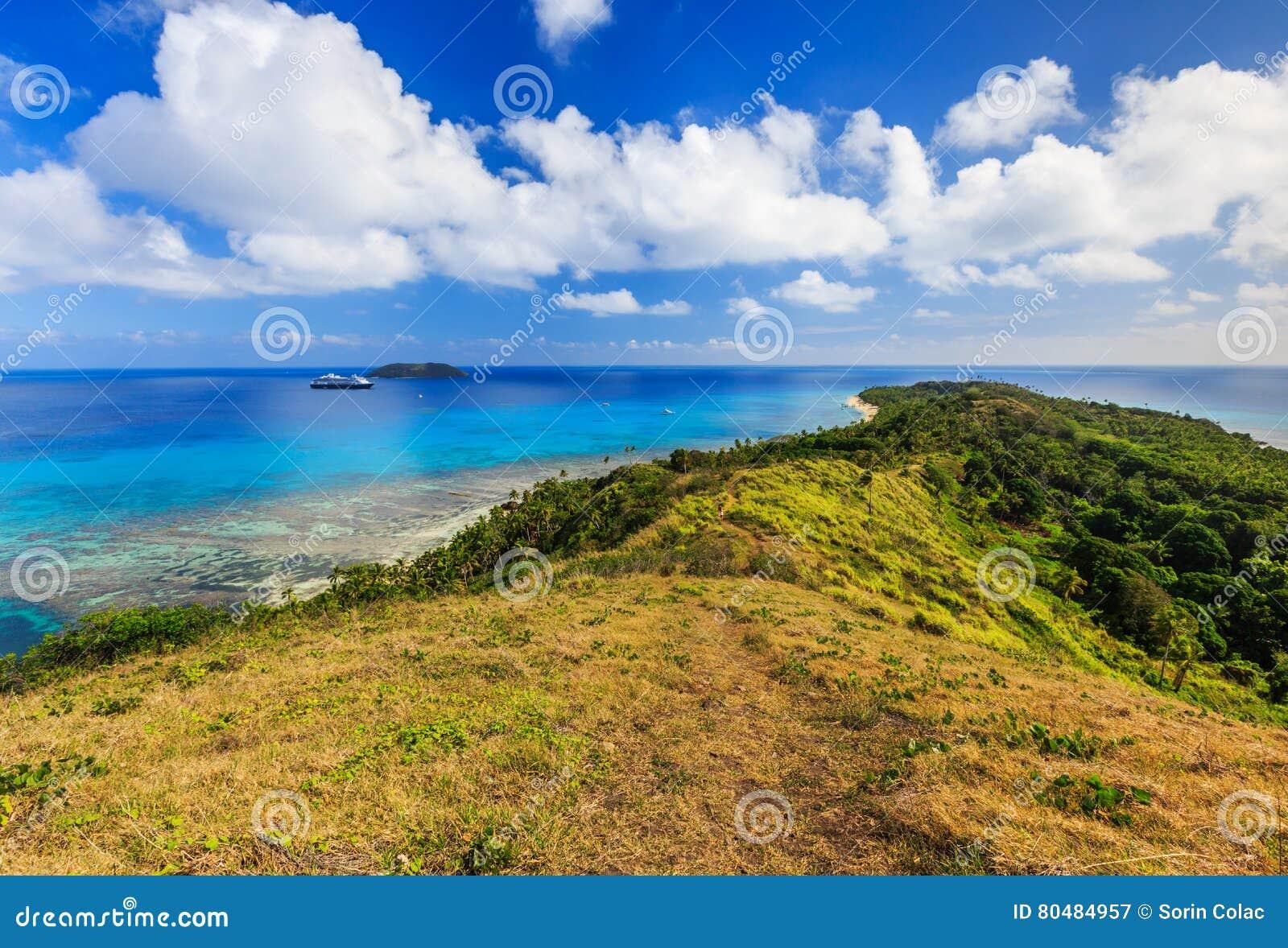 Dravuni-Insel, Fidschi