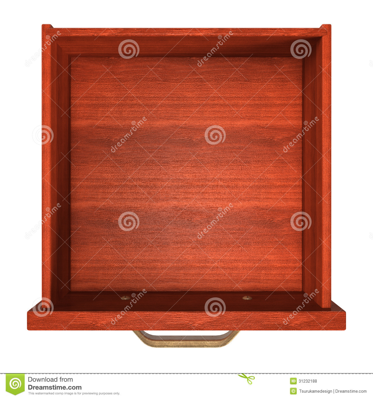 Drawer Top View Royalty Free Stock Photos Image 31232188