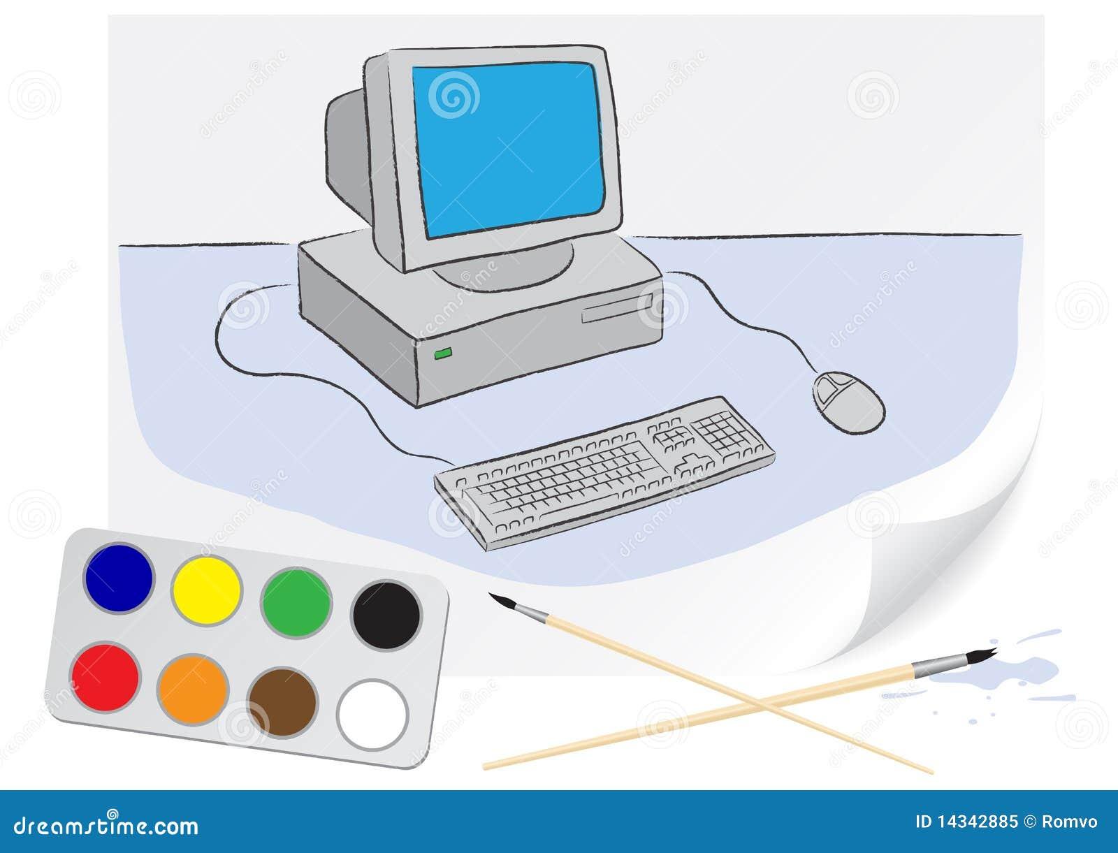 Конкурсы для компьютерных художников