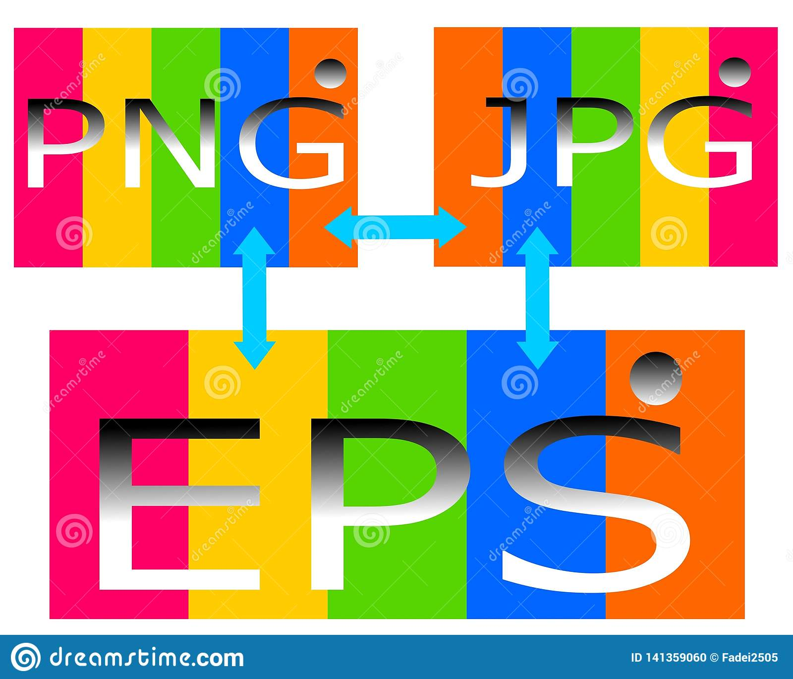 Drawing logo of png jpg eps file.