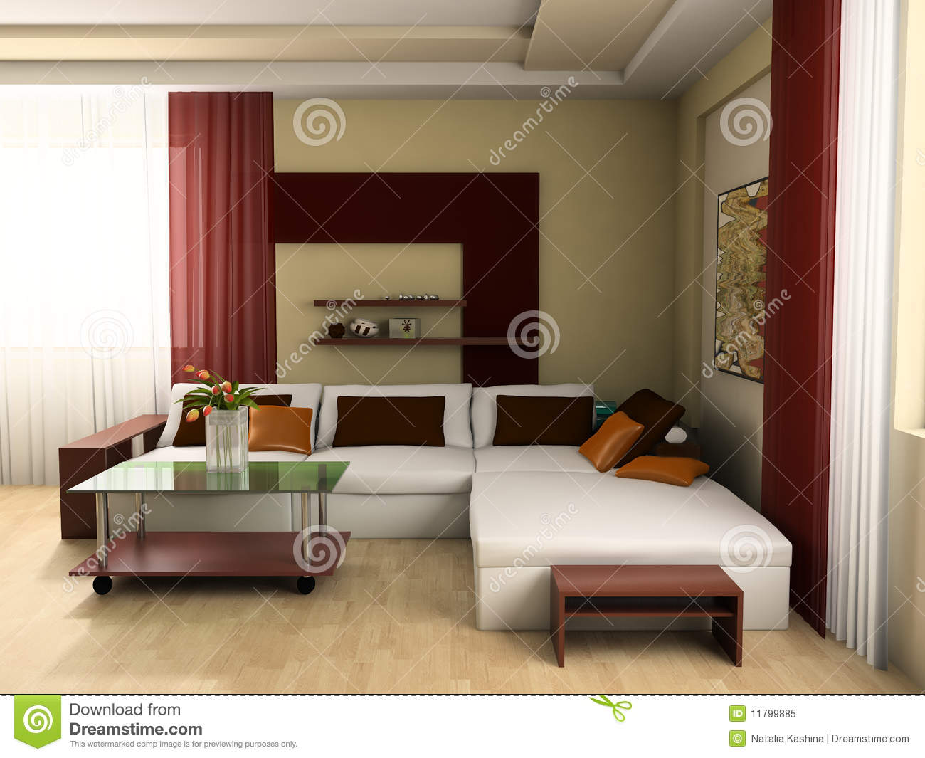 Drawing Room Royalty Free Stock Photo Image 11799885