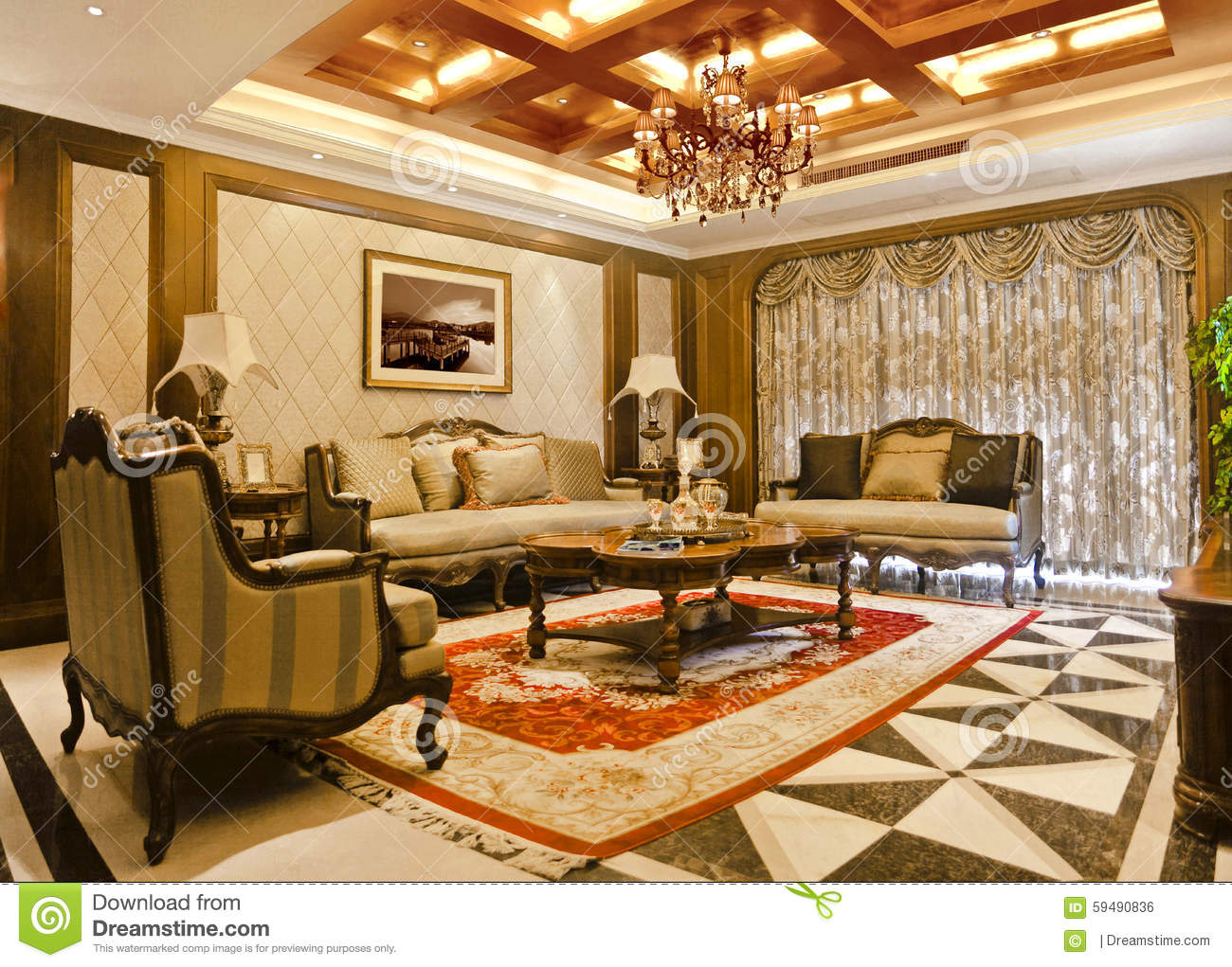 Drawing room apartments