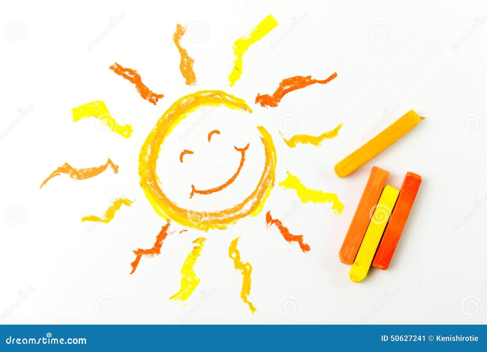 Art And Craft Sun