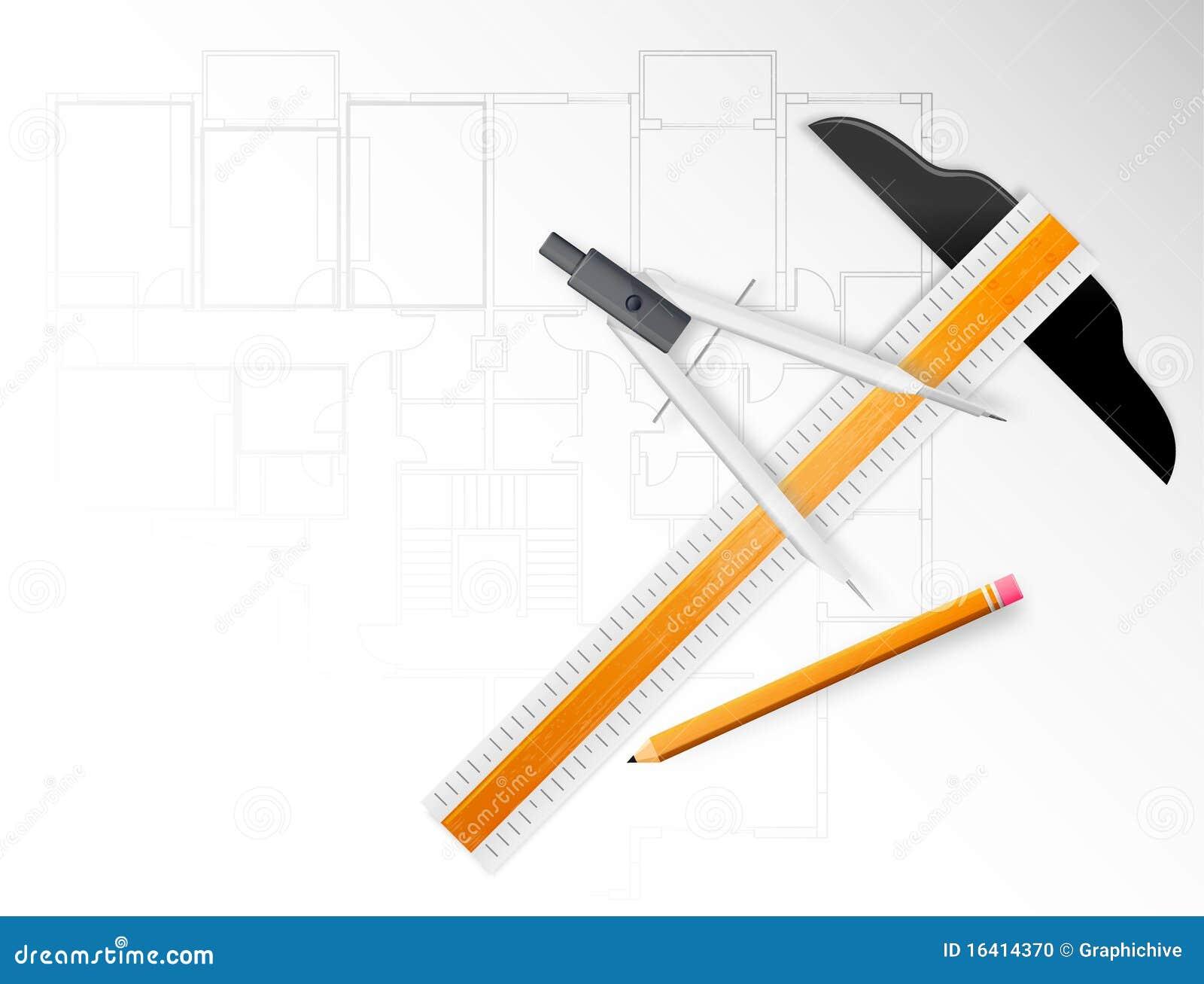 Drawing Tools Stock Photo Image 16414370