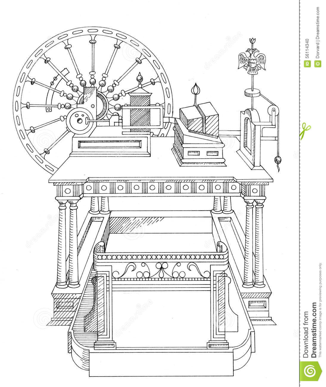 St Lukes Logo 131362 additionally Stock Illustration Drawing Vintage Machinery Old Planer Industrial Revolution Th Century Image56114340 as well Burberry additionally Floor Plans besides Fast Fashion Mango Jumps Aboard To Keep Up With Fast Moving Zara. on manufacturing business