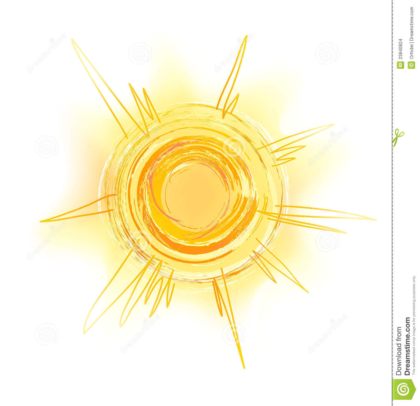 Uncategorized Drawing The Sun drawing yellow sun with rays sketch stock vector image 23840824 sketch