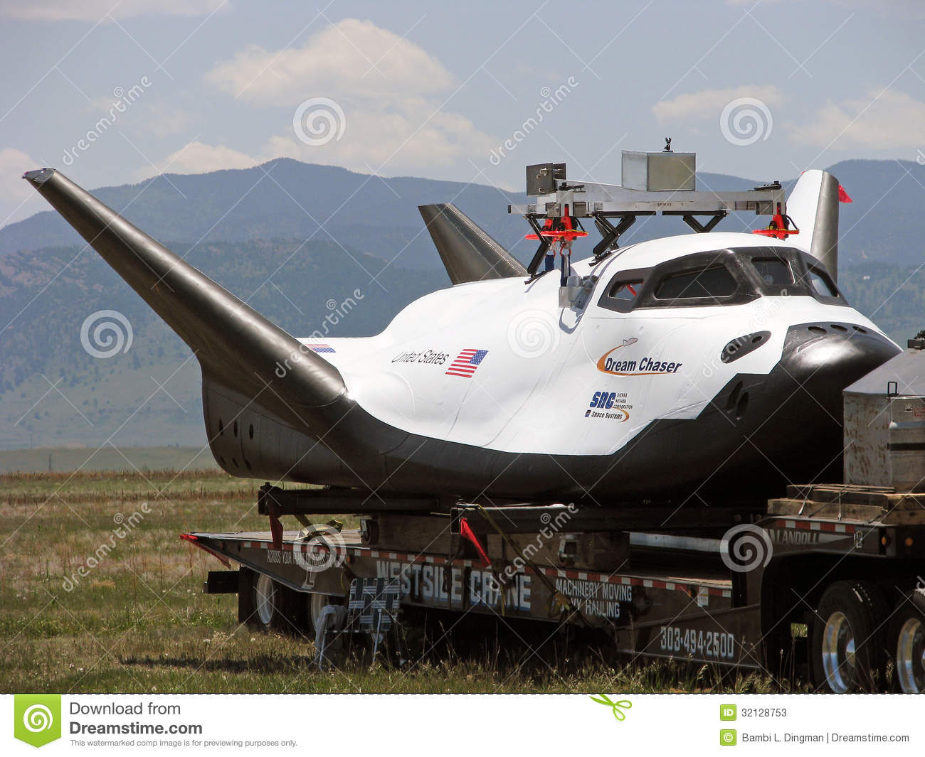 The Dream Chaser Editorial Stock Photo - Image: 32128753