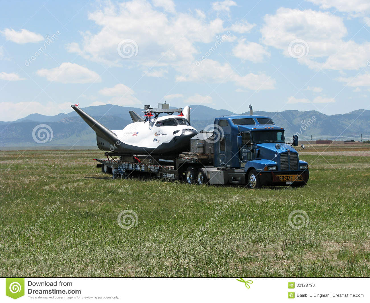 The Dream Chaser Editorial Image - Image: 32128790