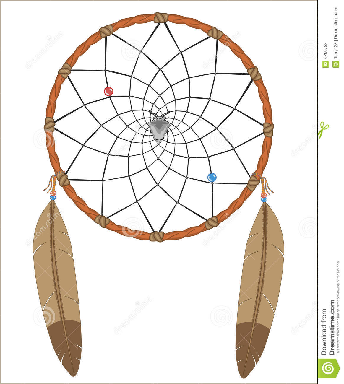 dreamcatcher vector illustration cartoondealer com 6260792 native american victor ny native american victory over us army