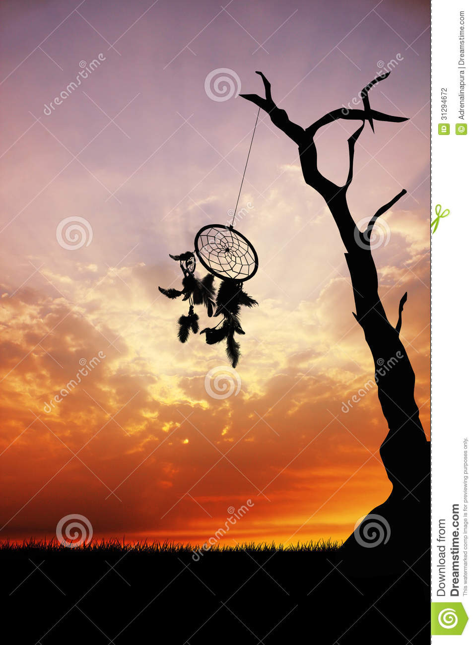 Dreamcatcher Stock Photography - Image: 31294672