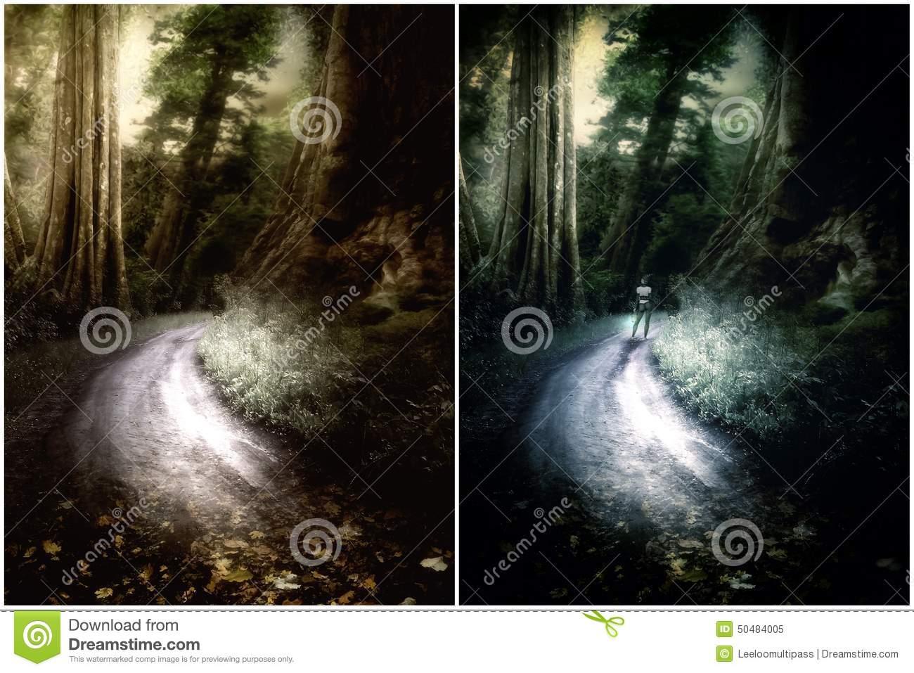 Dreamland Stock Illustration Image 50484005