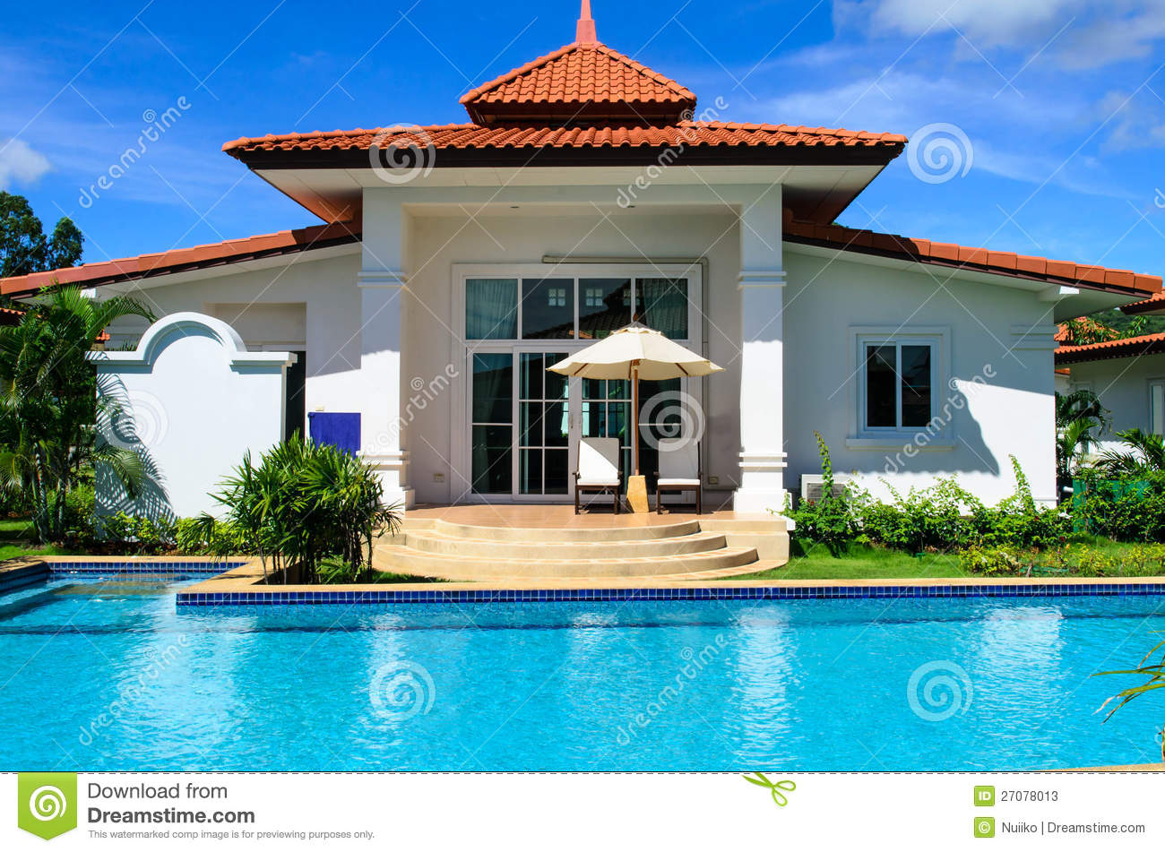 Dreams House With Pool