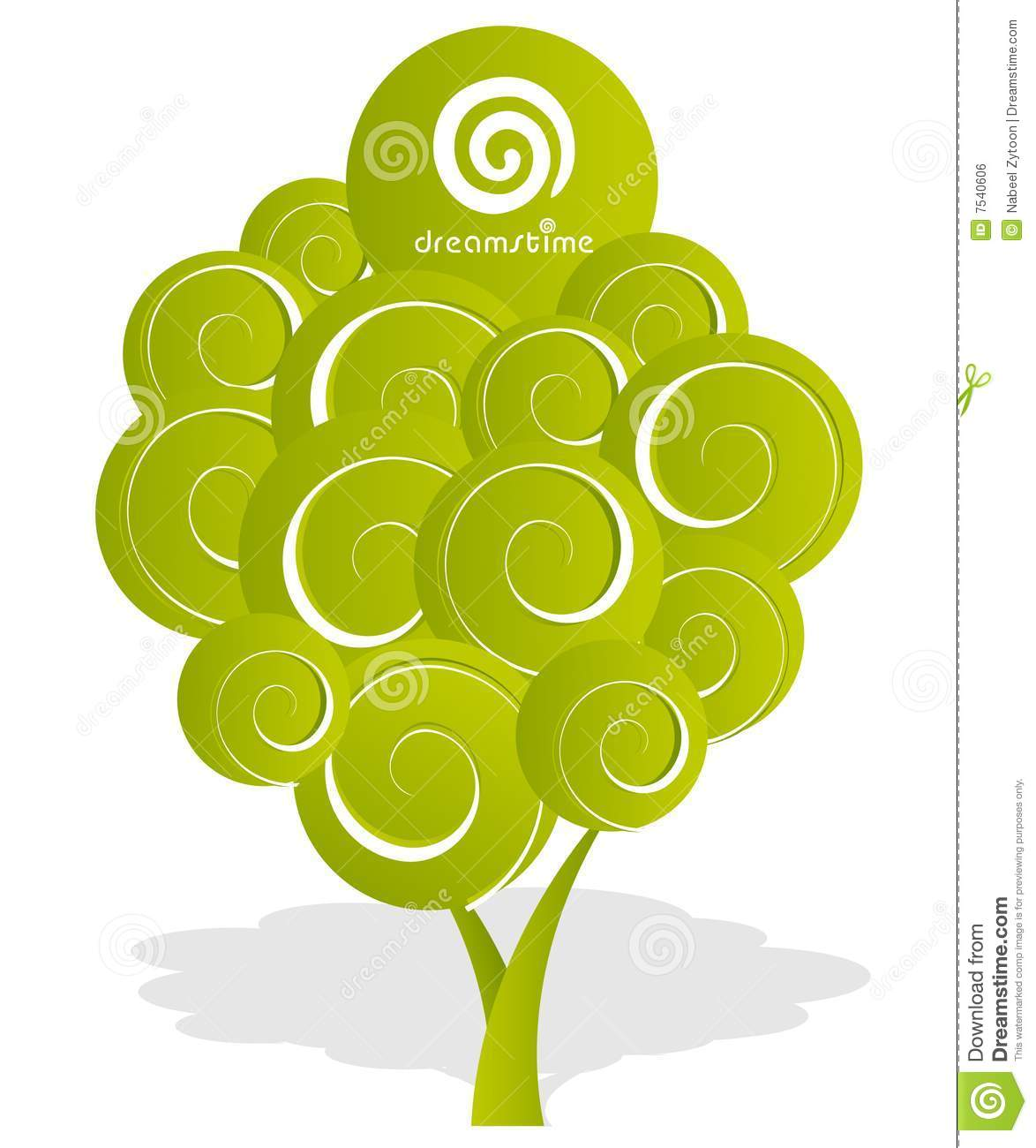 dreamstime tree royalty free stock image image 7540606