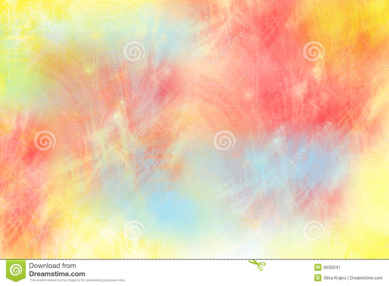 Dreamy Background Stock Image - Image: 9035041