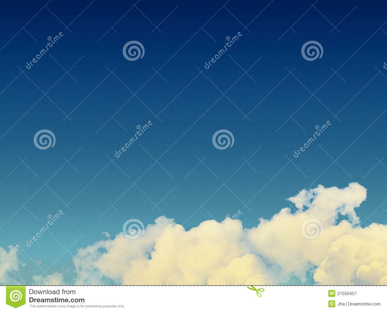 Dreamy Clouds Royalty Free Stock Photography - Image: 21550457