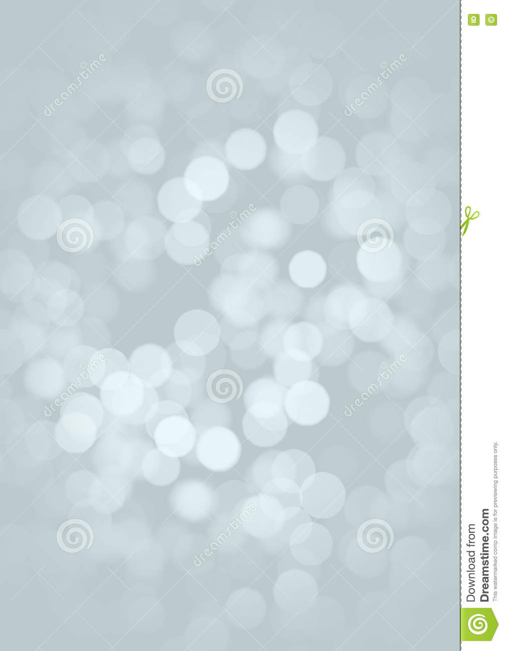 Dreamy Grey White Dots Background Stock Photo - Image of ...