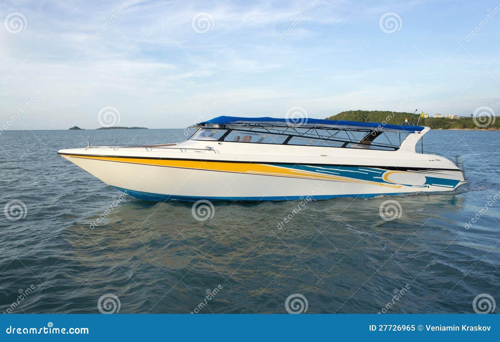 Drehzahlboot