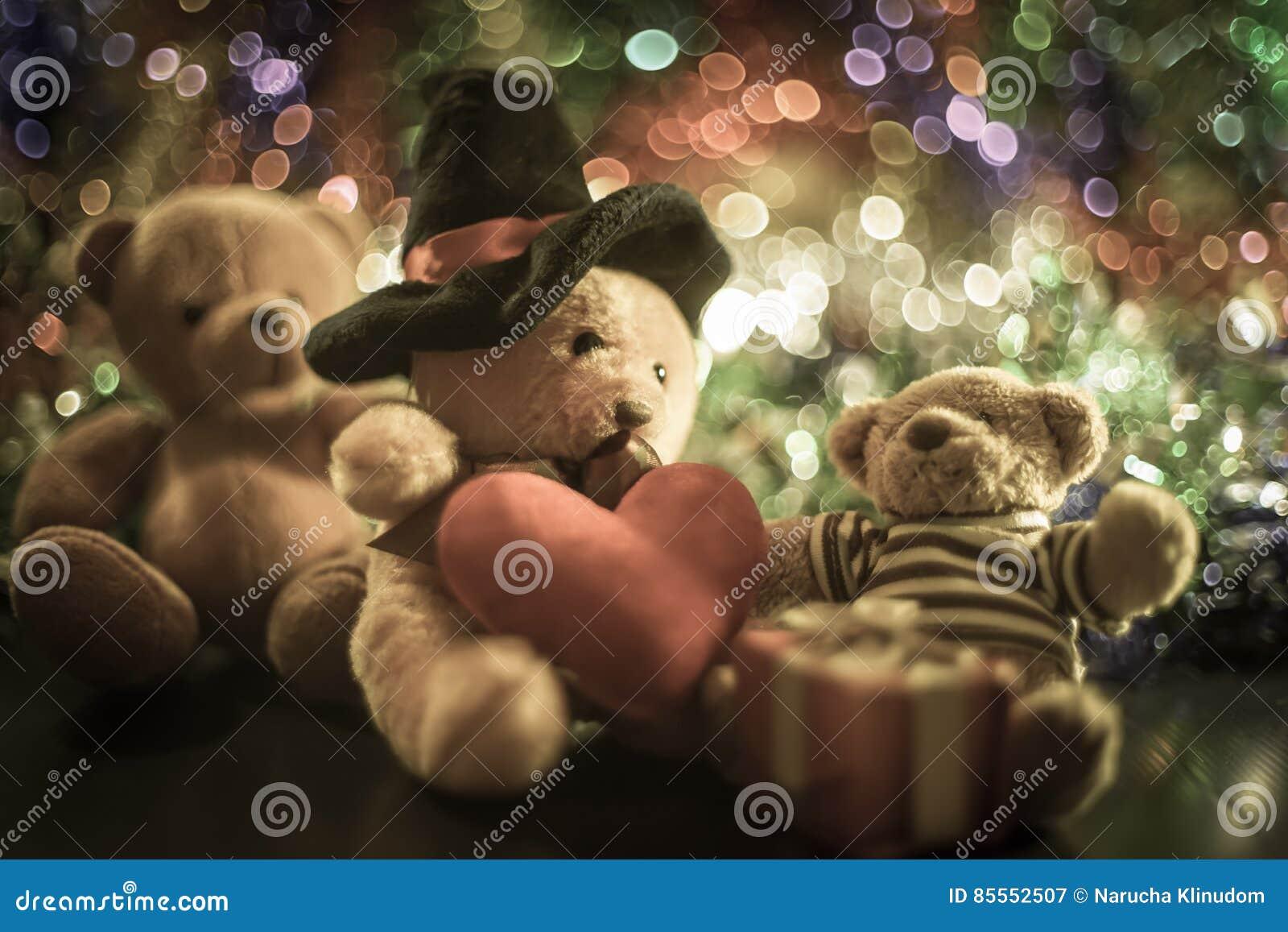 Drei Bärnpuppen
