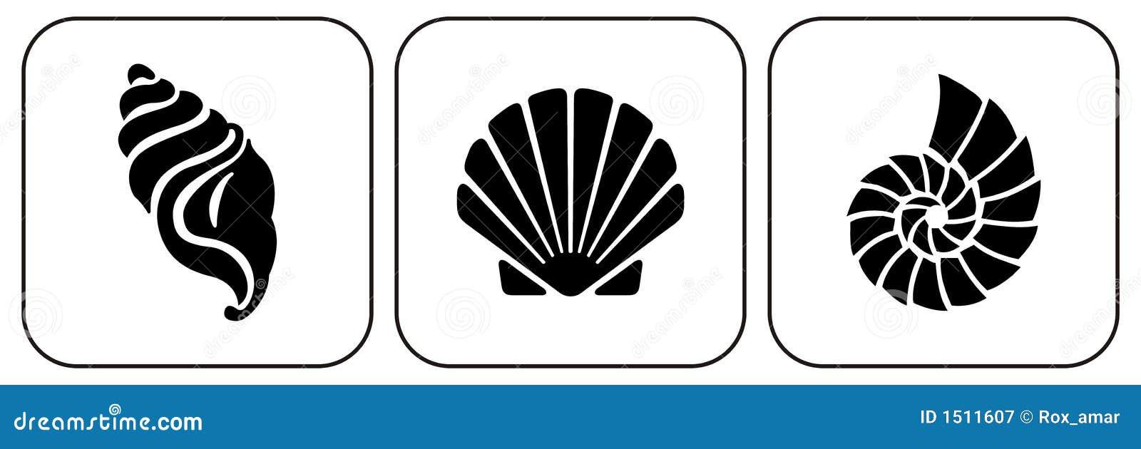 Drei Shells