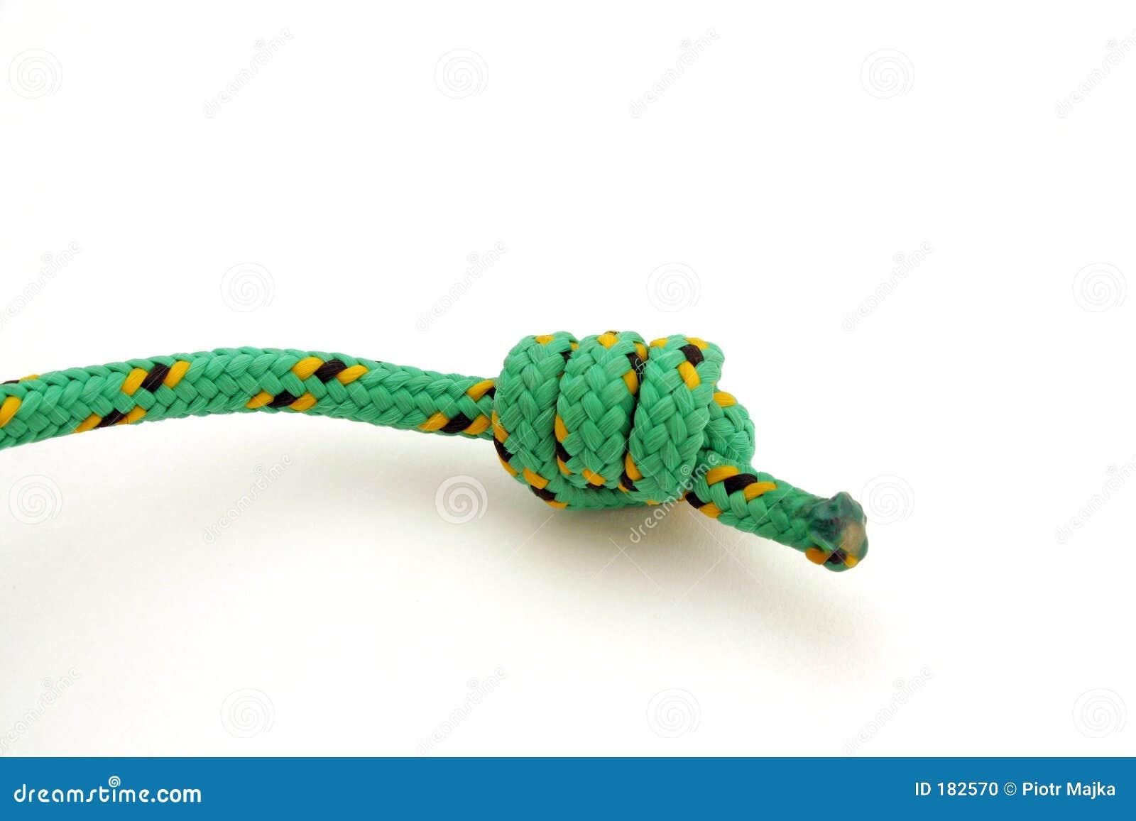 Dreifacher obenliegender Knoten