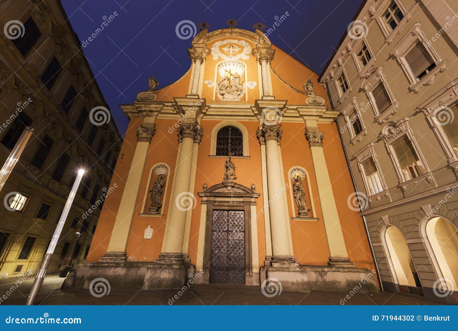 Dreifaltigkeitskirche в Граце