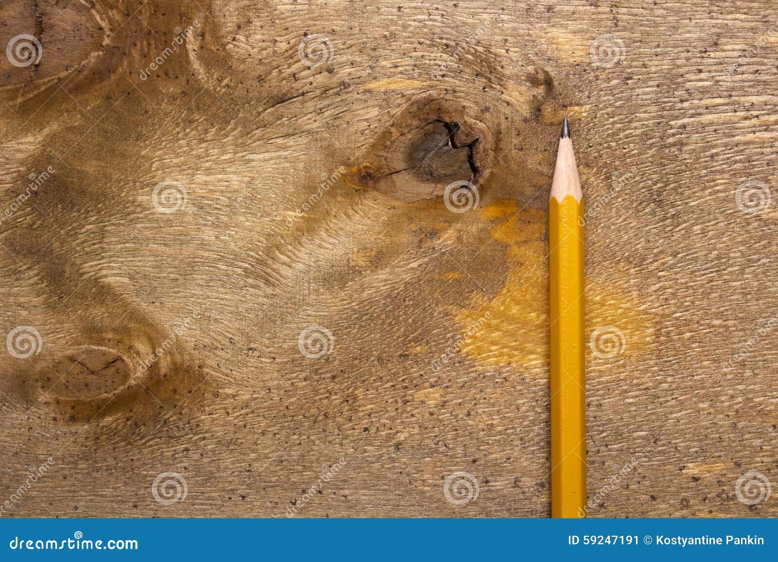 Drenaje de un lápiz