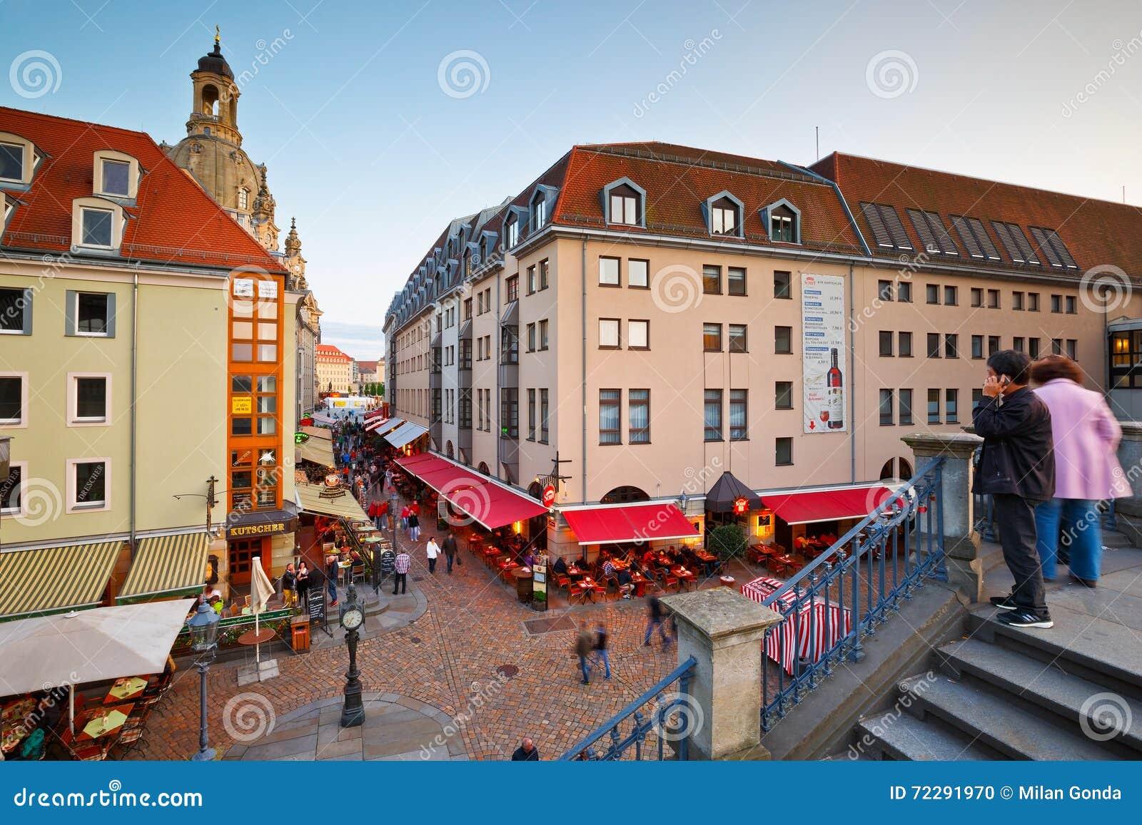 Download Dresden редакционное изображение. изображение насчитывающей landmark - 72291970