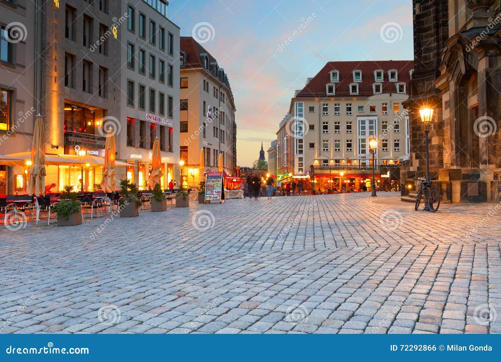 Download Dresden редакционное фото. изображение насчитывающей улица - 72292866