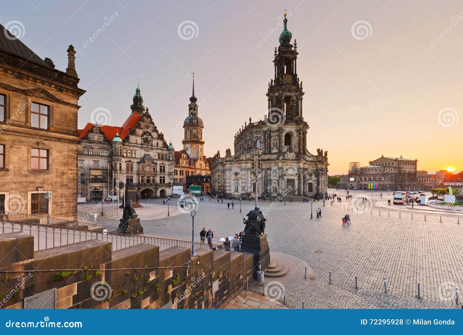 Download Dresden стоковое фото. изображение насчитывающей германия - 72295928
