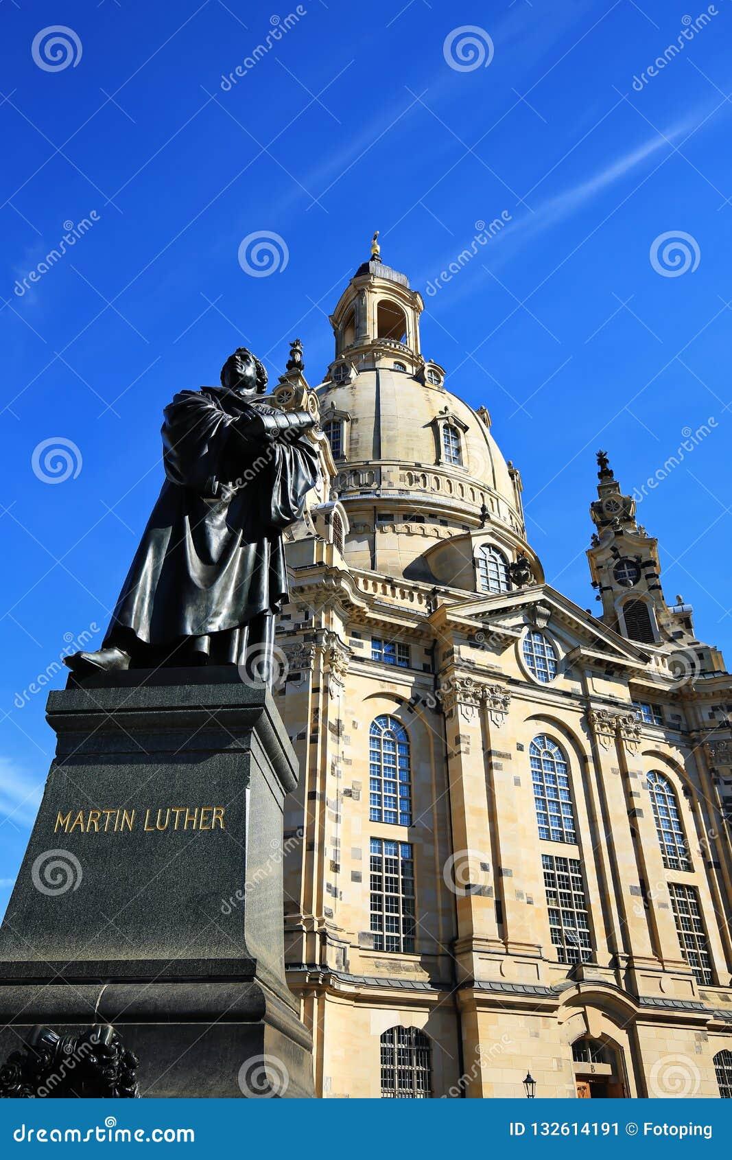 Dresden is een stad in Saksen