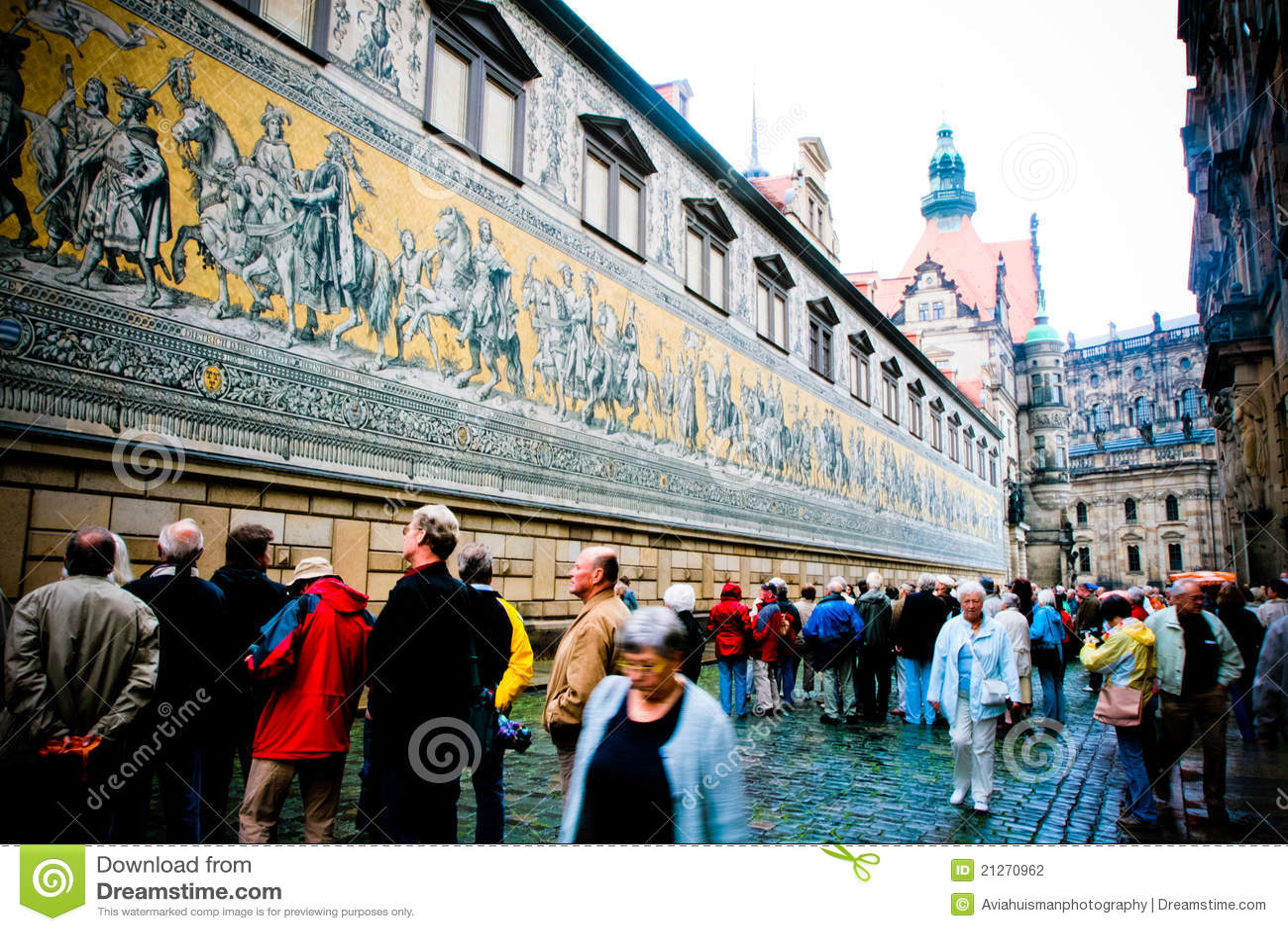 Dresden f germany rstenzugvägg