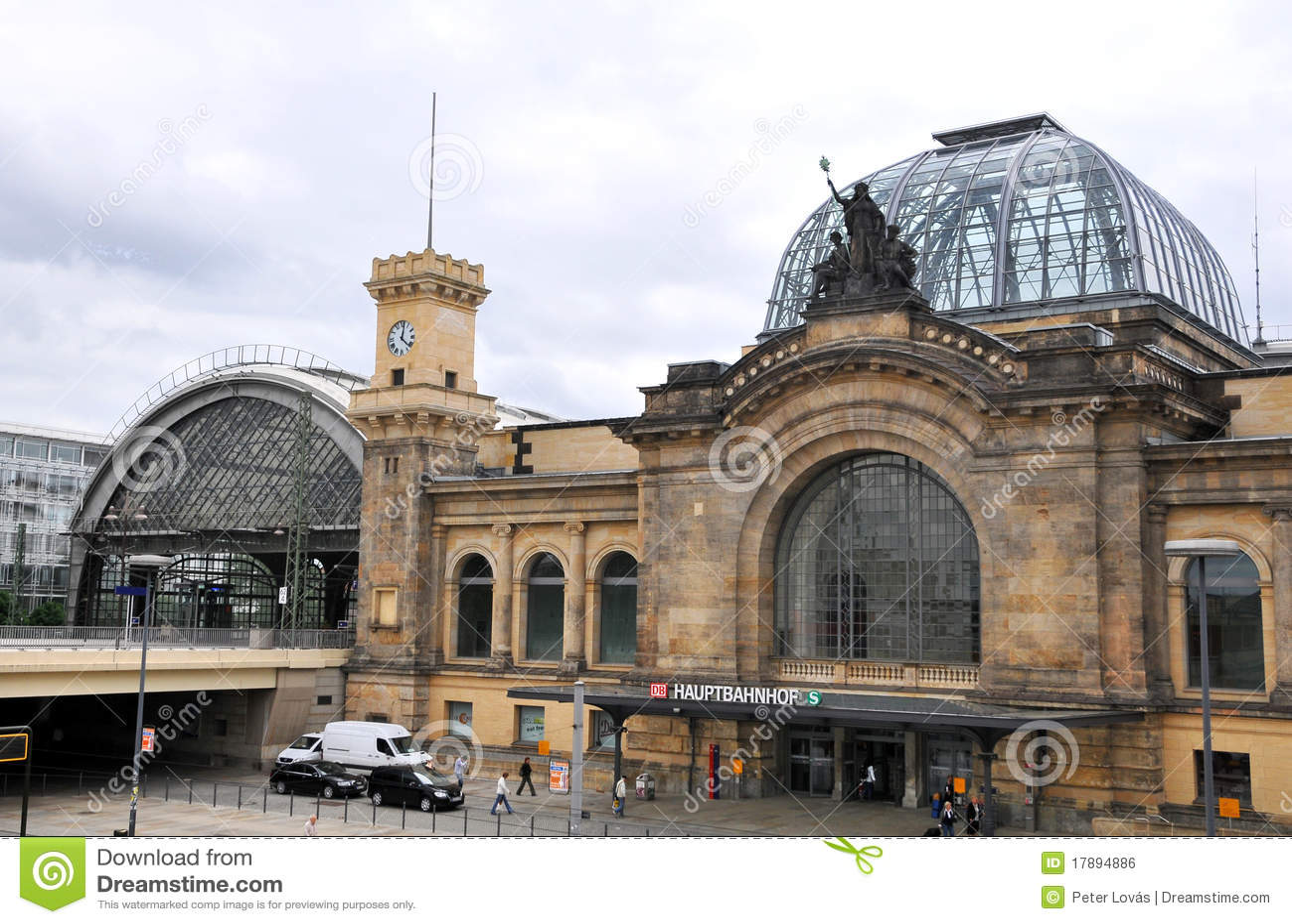 Orion Dresden Hauptbahnhof