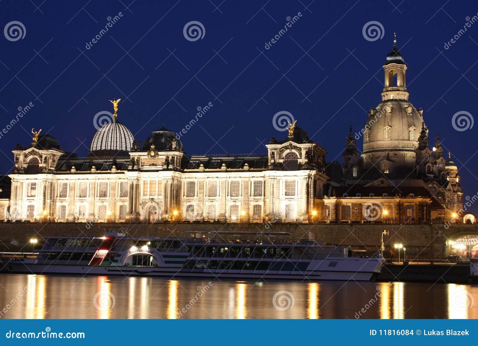 Dresden natt