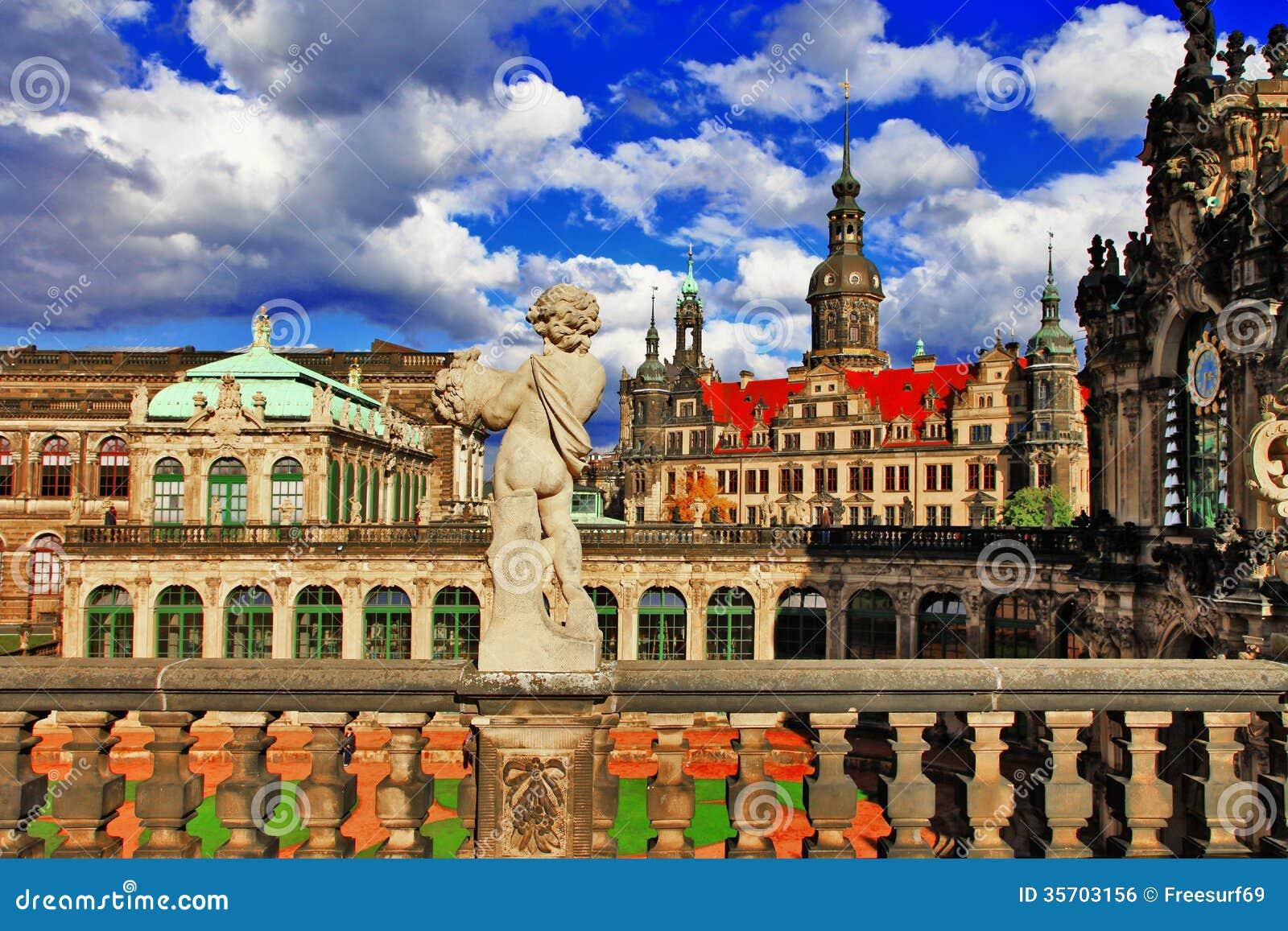 Dresden Tyskland,