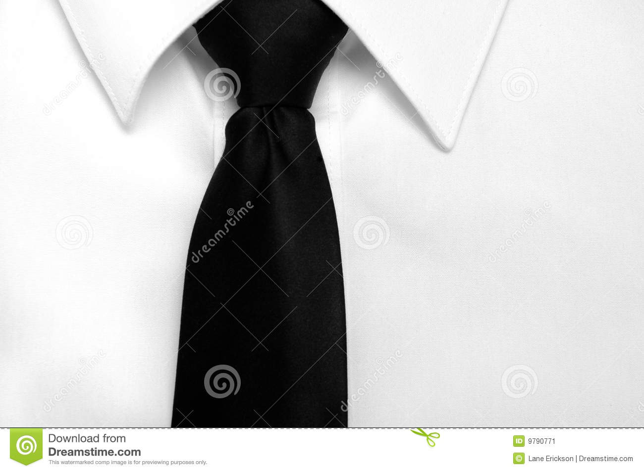Dress shirt black tie stock image image of confident for Black shirt and black tie