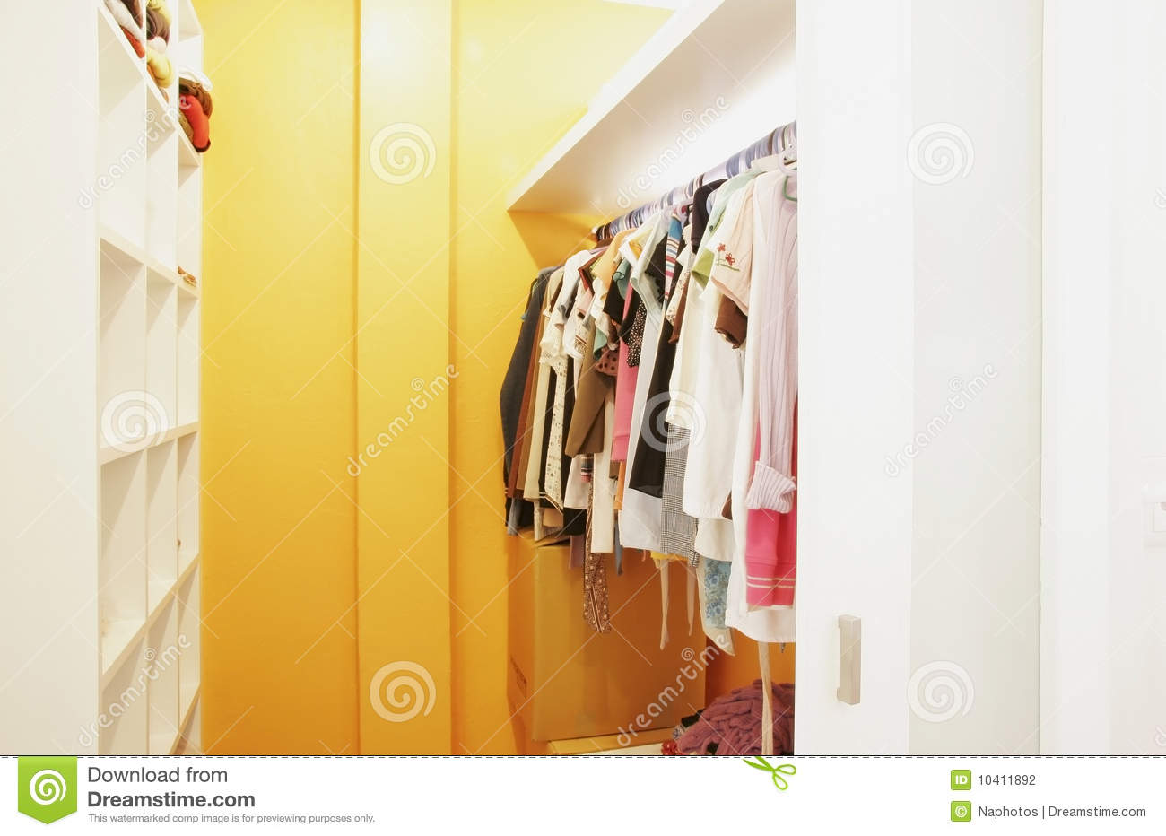 Dressing Room Stock Photography Image 10411892