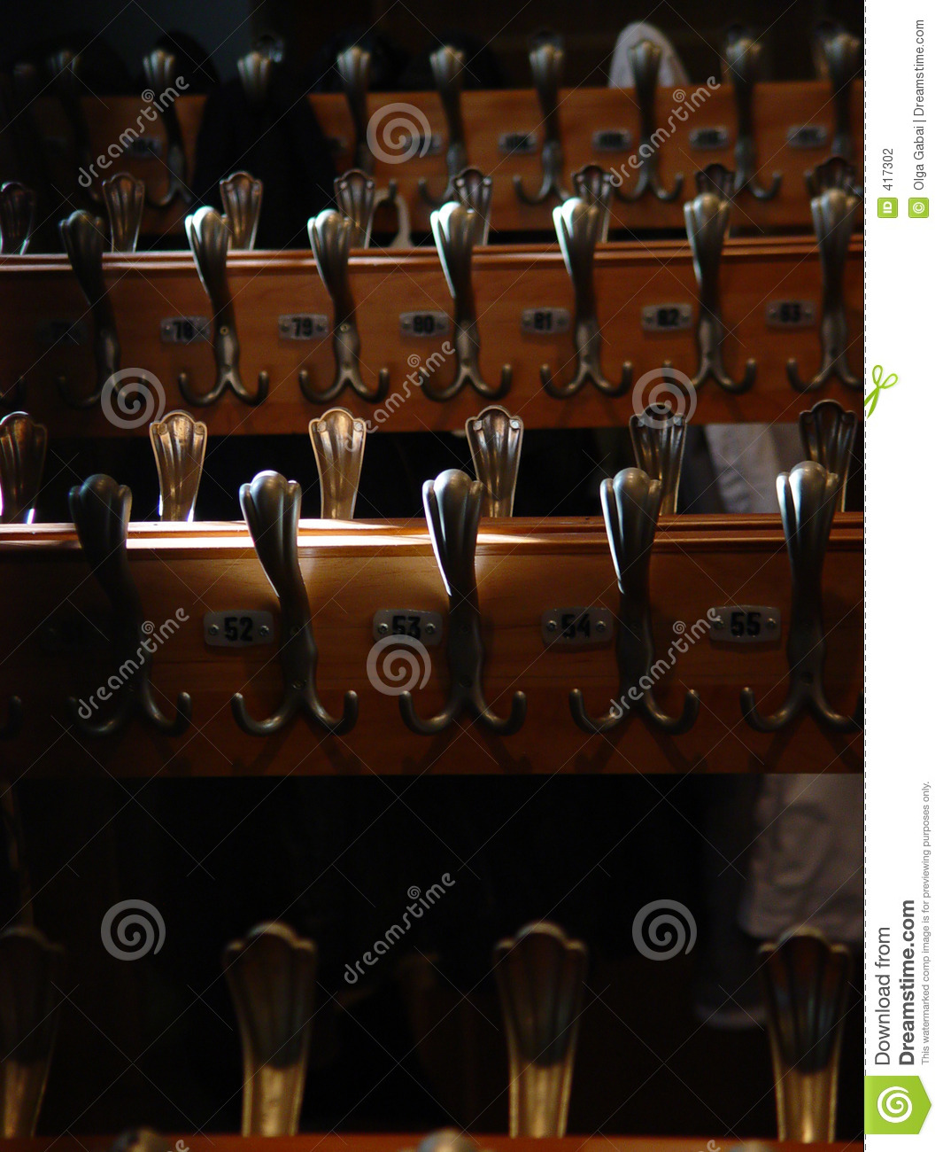 Dressing Room Stock Photography Image 417302