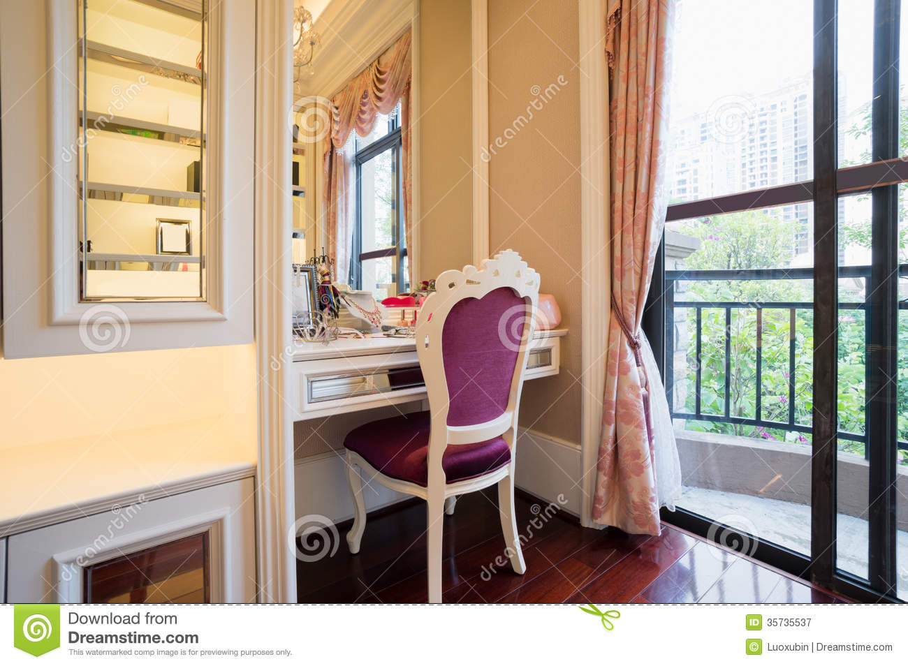 Dressing Room Royalty Free Stock Photography Image 35735537