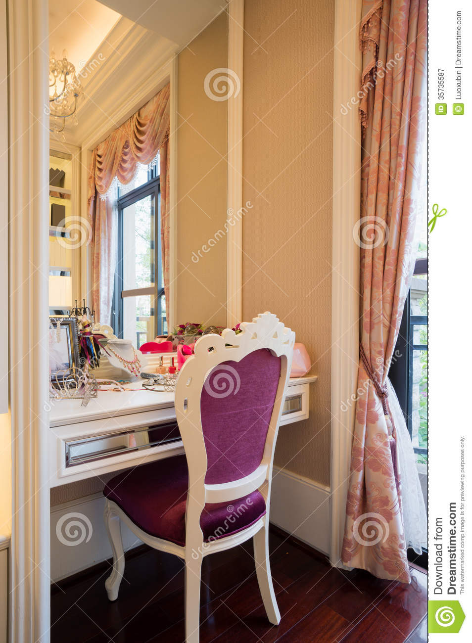 Dressing Room Royalty Free Stock Photography Image 35735587