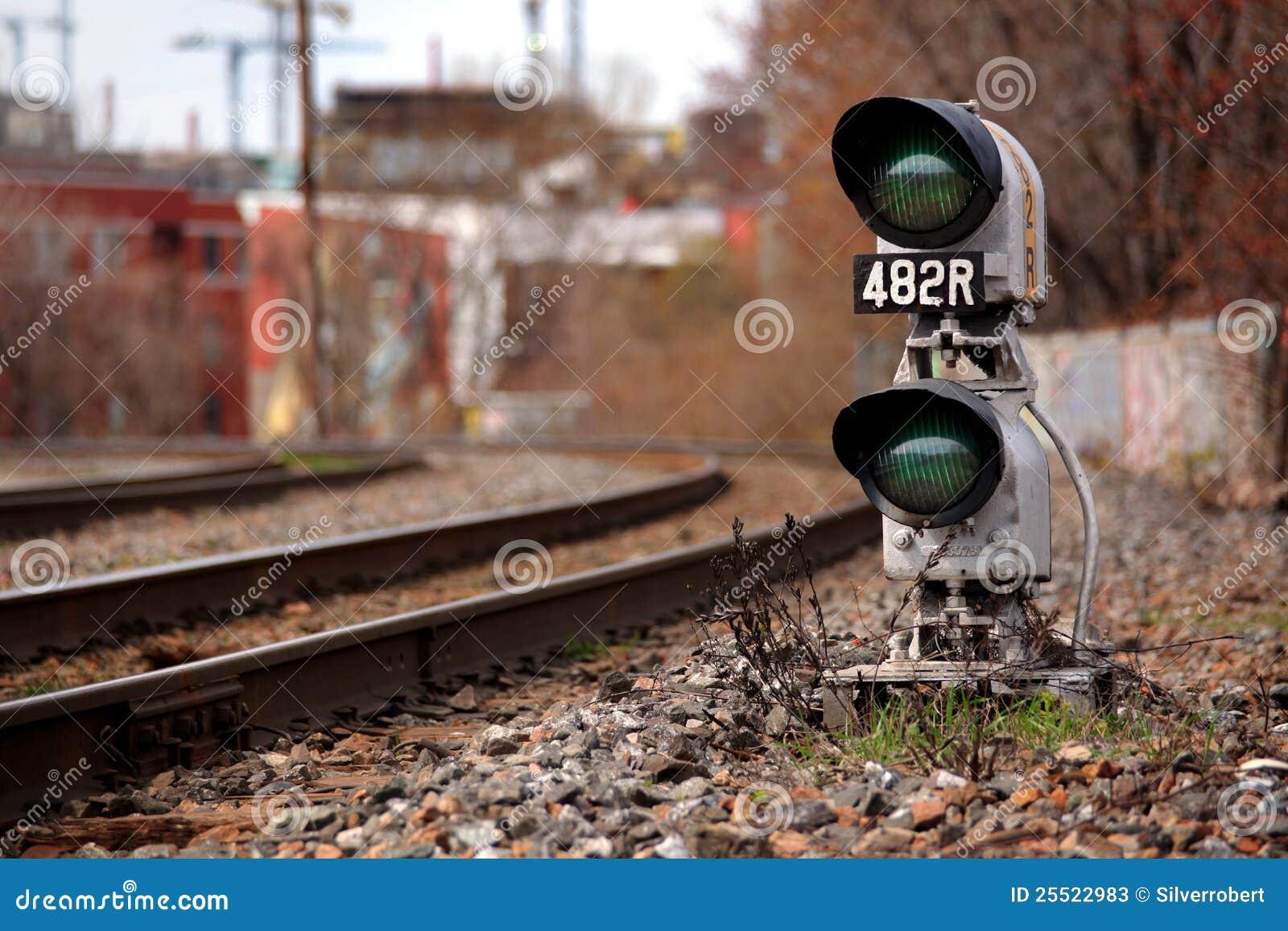 Drev för grön signalering
