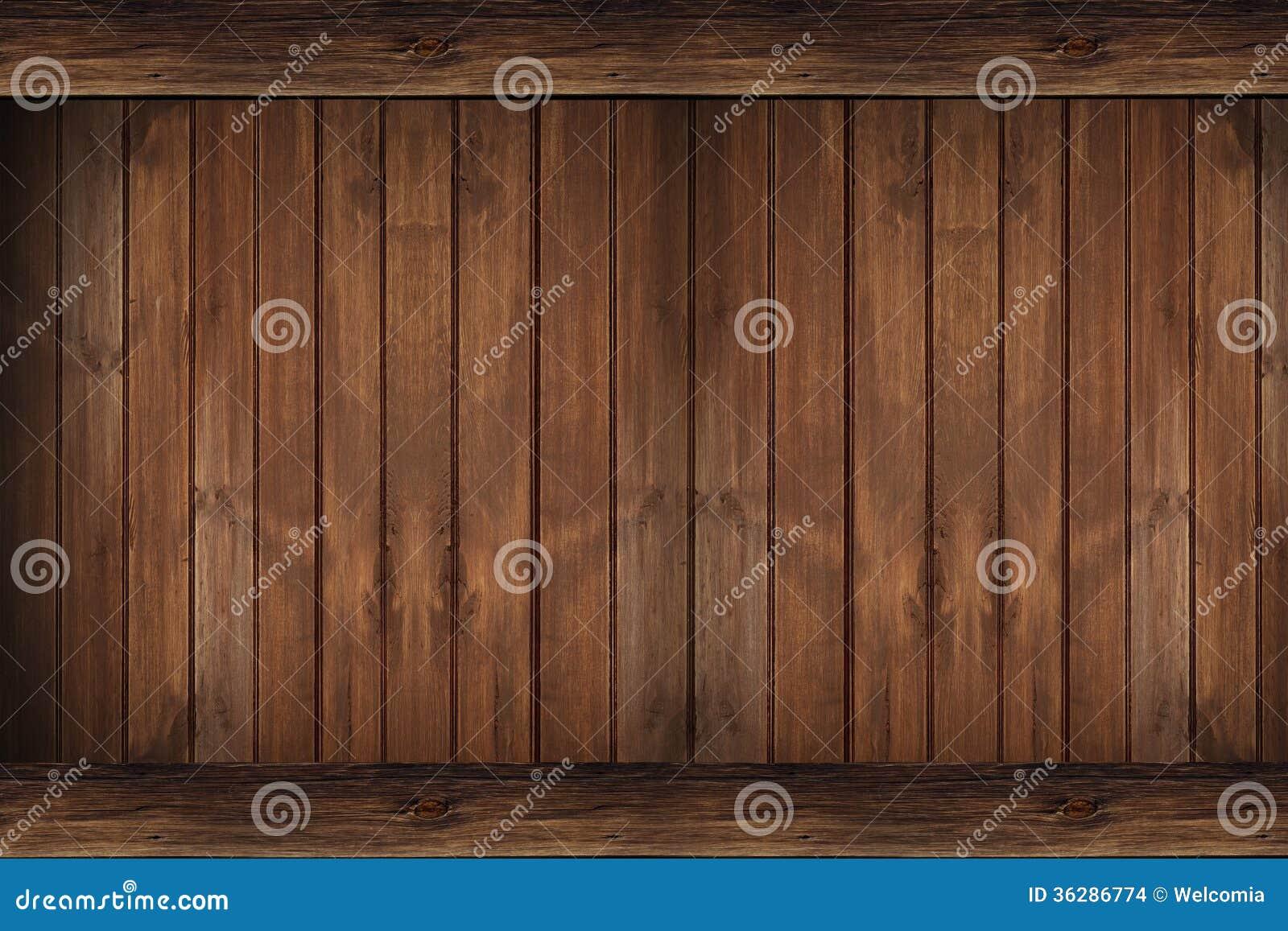 Drewna Ścienny tło