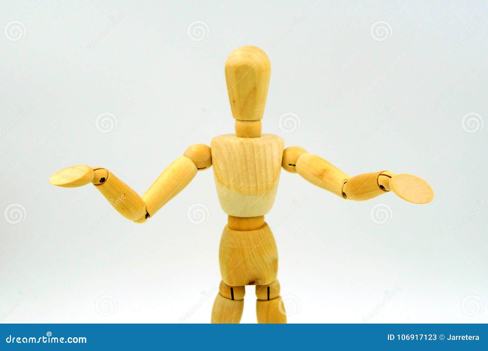 Drewniana mannequin postać: rzetelność