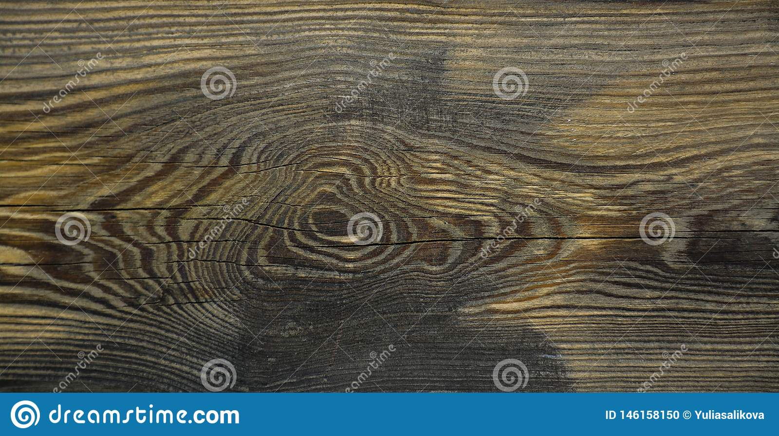 Drewniana naturalna tekstura