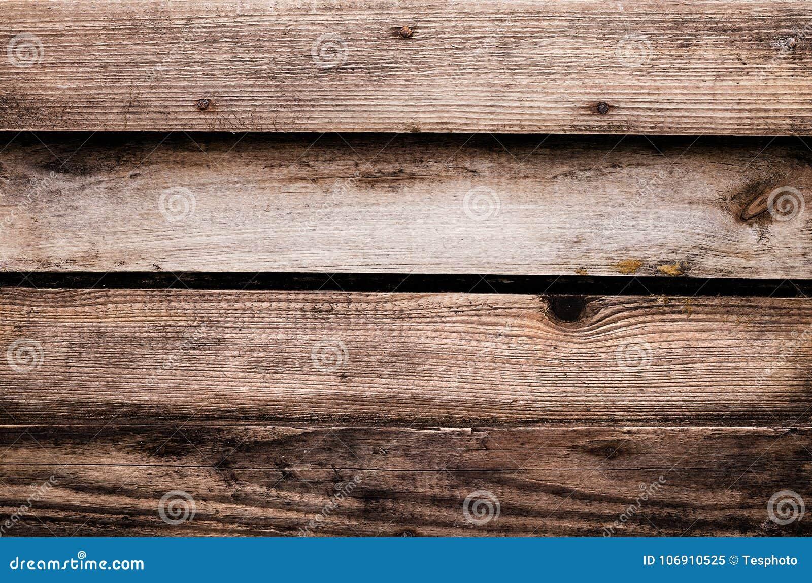 Drewniana naturalna tekstura Naturalny drewniany tło Prosty textu