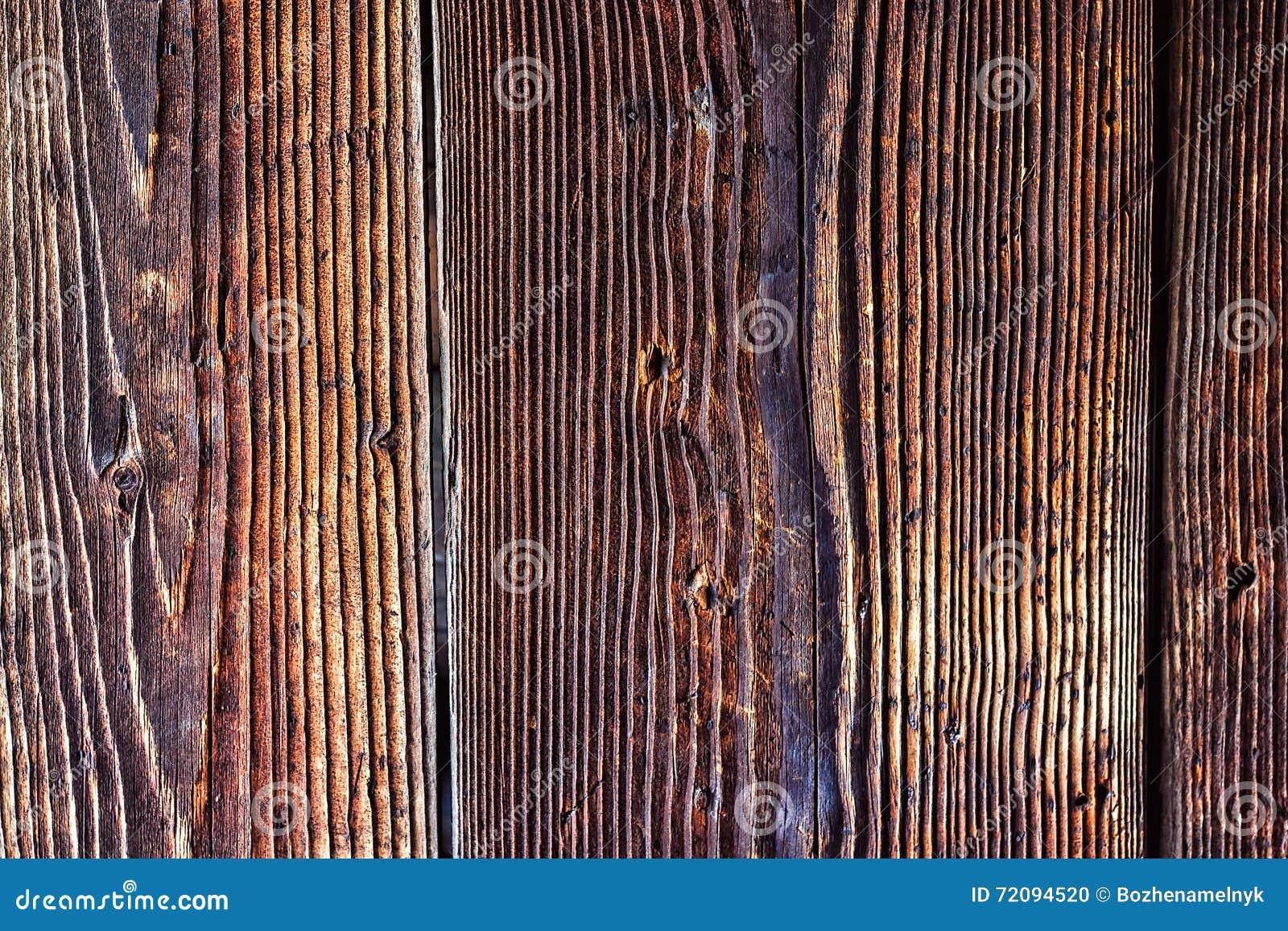 Drewniana tekstura tło starzy panel Abstrakcjonistyczna tekstura drzewny fiszorek, krekingowy drewniany antyczny