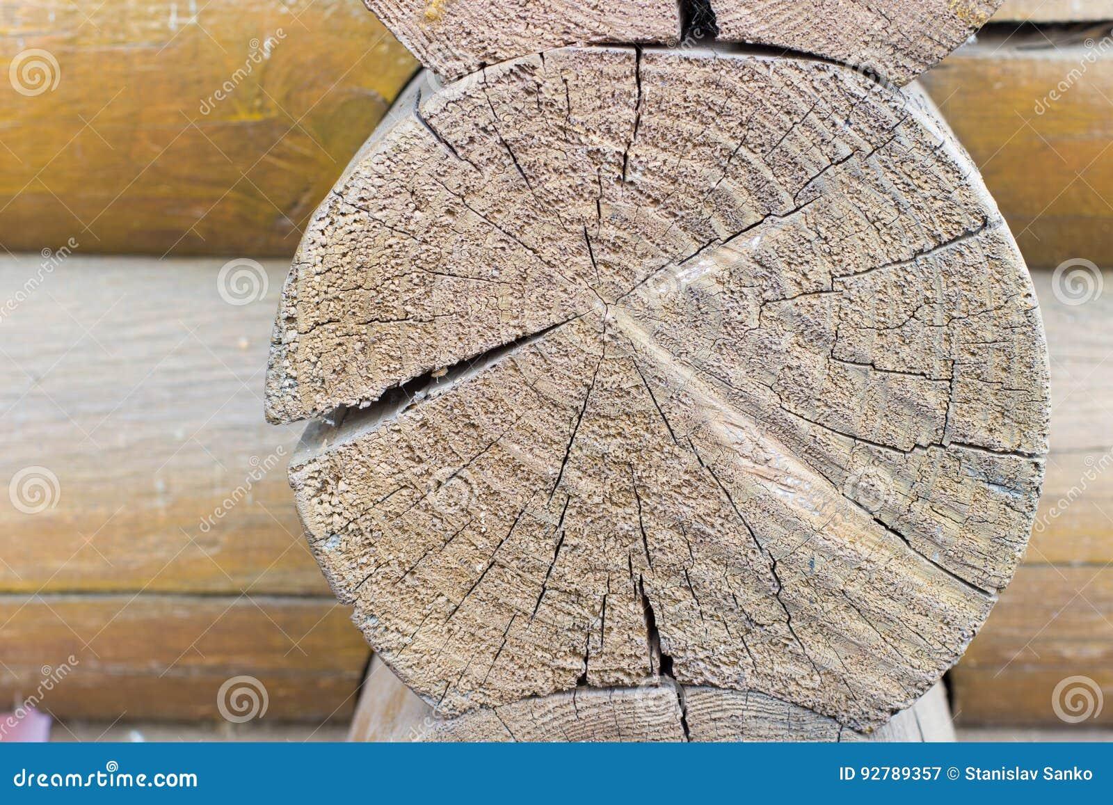 Drewniany blokhauz