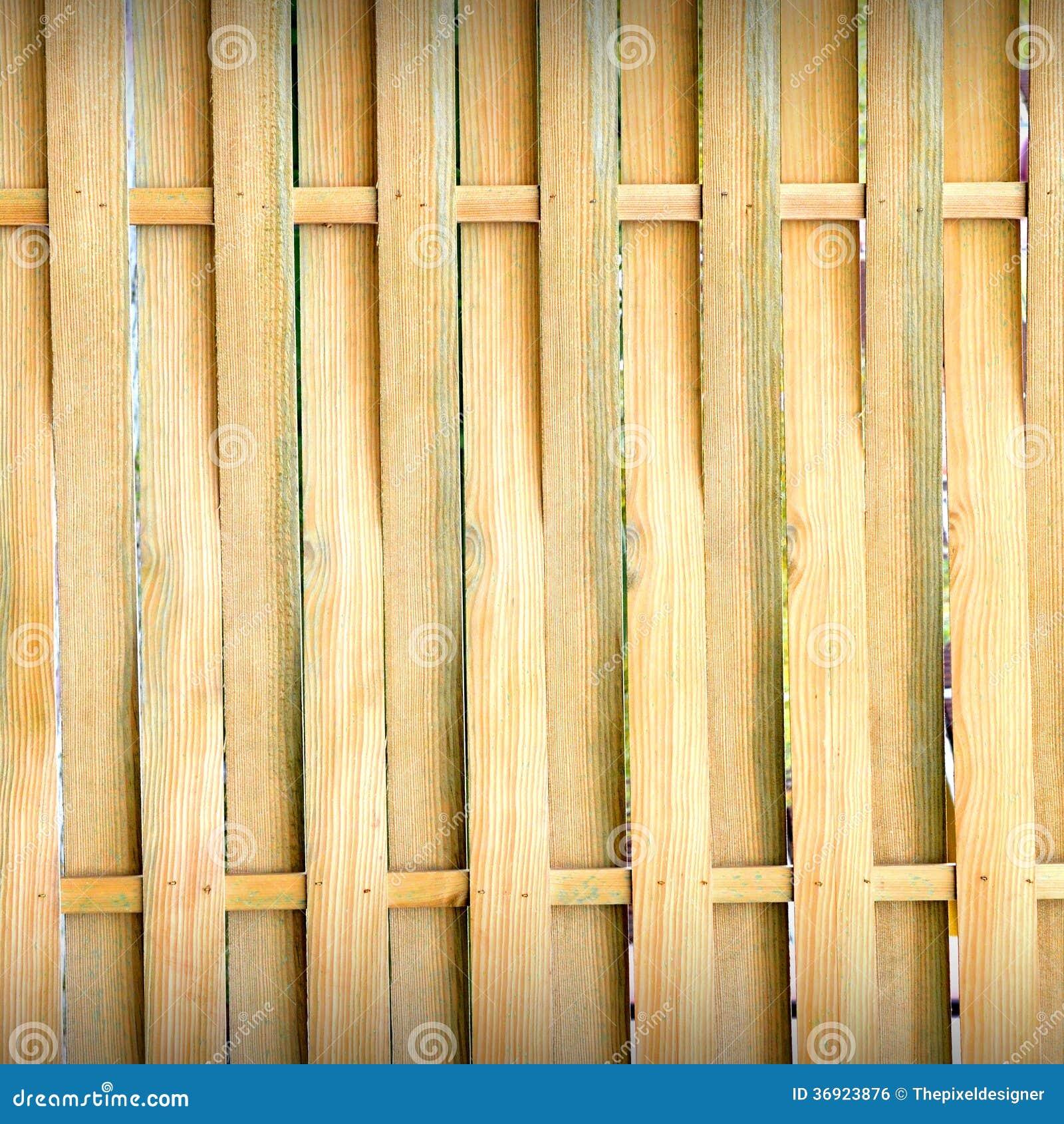 Drewniany płotowy tło lub tekstura