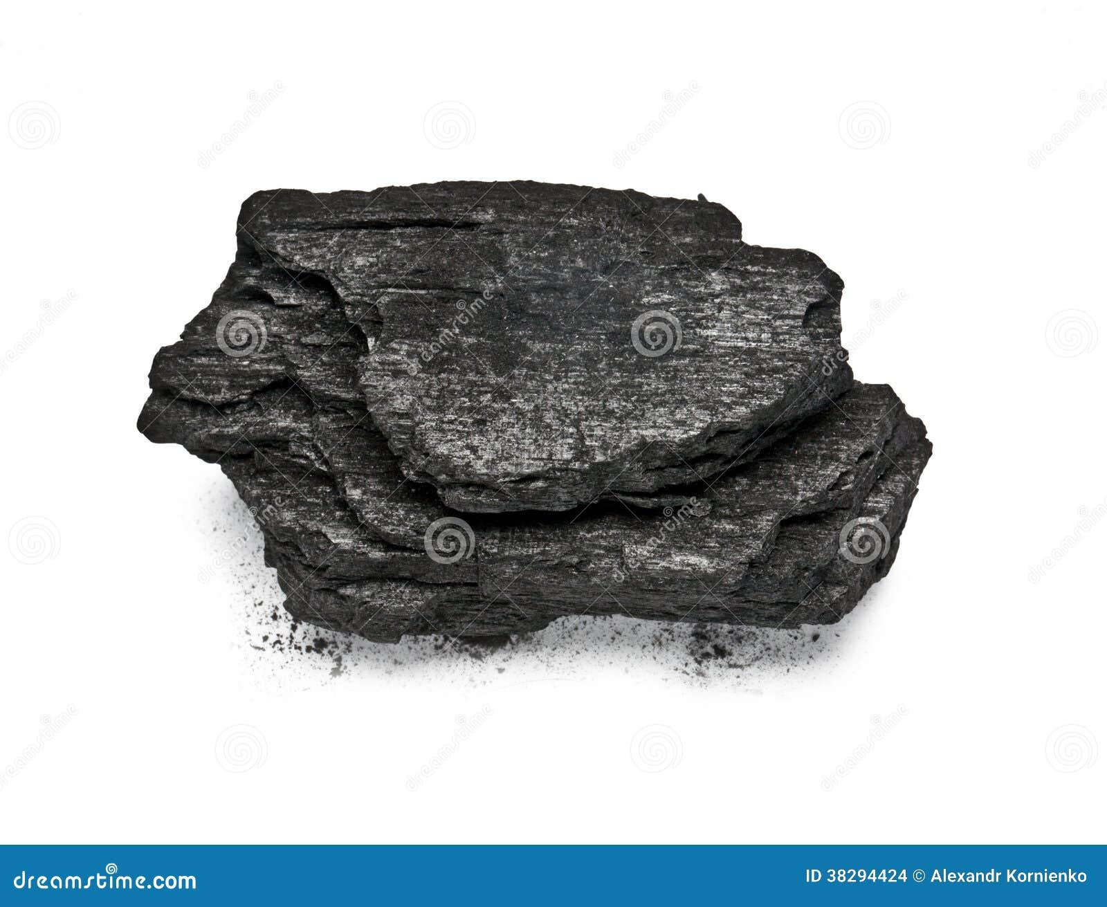 Drewniany węgiel